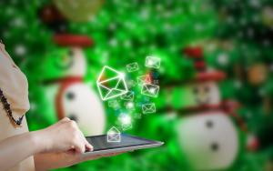Cómo enviar felicitaciones de navidad cumpliendo con el RGPD